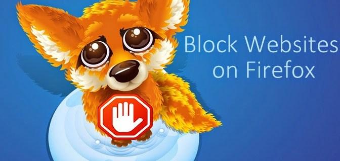 firefox-block-websites