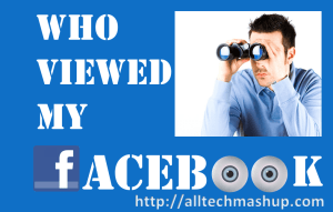 Who viewed my facebook recently