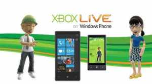 Xbox Windows Phone