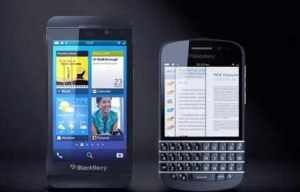 BlackBerry 10 phones - all that nerdy stuff