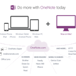 OneNote - all that nerdy stuff