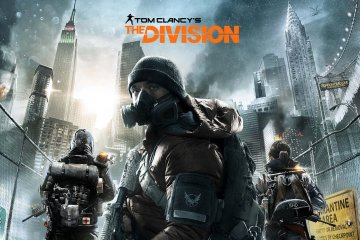 Tom-Clancys The Division - all that nerdy stuff