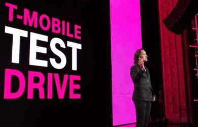 test drive t-mobile - all that nerdy stuff