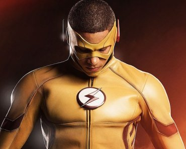 Wally West The Flash Season 3