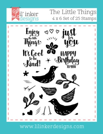 LID_The Little Things Stamps