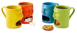 Warm or Cool Face Mugs