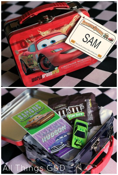 Cars party, birthday party, Cars party favors, party planning