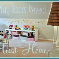 Play Room & Playhouse Reveal