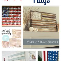 DIY American Flags!