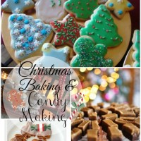 Christmas Baking and Candy Making~Gluten Free Easily!