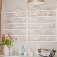 DIY Plate Rack and a Linkup!