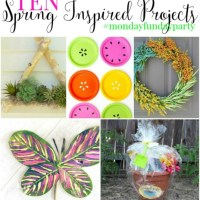 10 Spring Inspired Projects