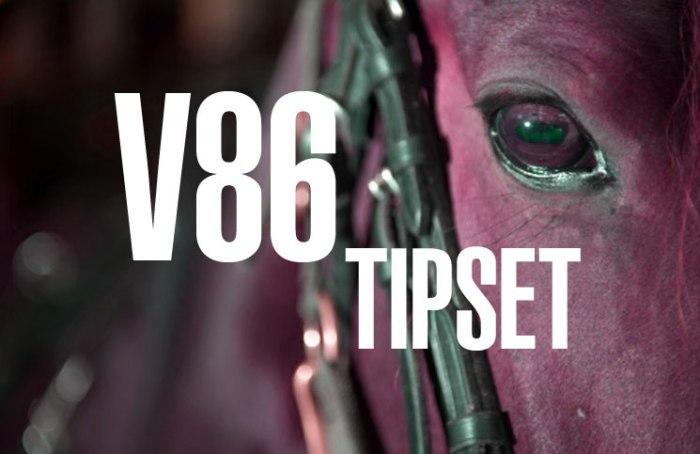 V86TIPSET V86 tipset är tillbaka den 12 februari!