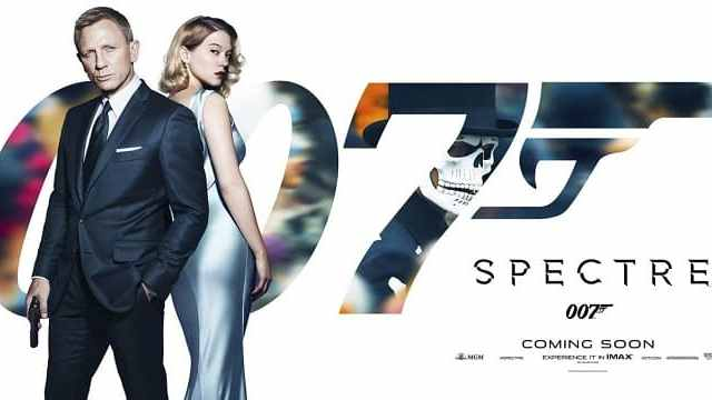 Watch Spectre (2015) Full Movie Online Free HD