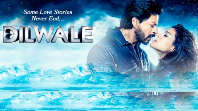 Watch Dilwale Online Free HD Full Hindi Movie (2015)