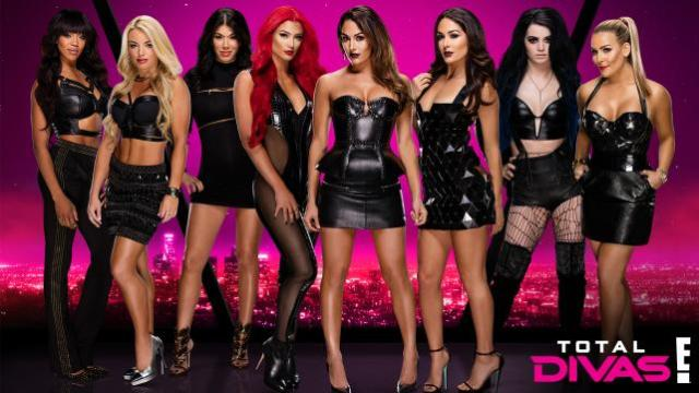Watch WWE Total Divas S5 E14 Season Finale Full Show Online Free