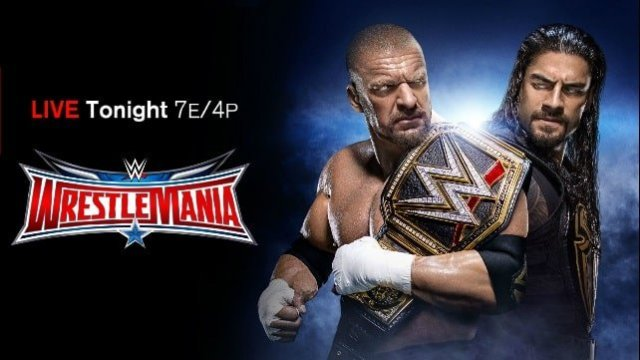 Watch WWE Wrestlemania 32 4/3/2016 PPV Full Show Online Free