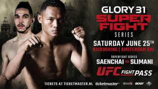 Watch GLORY 31 Amsterdam 6/25/2016 Full Show Online Free