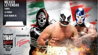 Watch AAA Lucha Libre World Cup 2016 Day 2 6/4/2016 Full Show Online Free