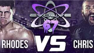 Watch Evolve 67 iPPV 8/20/2016 Full Show Online Free