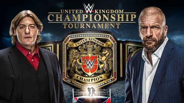 Watch WWE UK Championship Tournament 1/15/2017 Day 2 Final Full Show Online Free