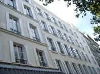 Après ravalement de façade à Paris 7