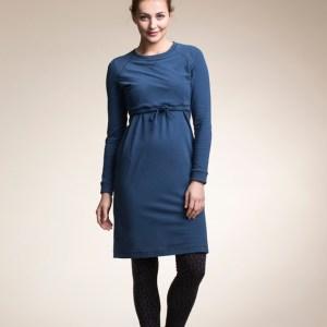 amningsklänning, gravidklänning, ekologisk, mammaklänning, amningskläder