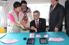 Recorrerán 30 unidades móviles las delegaciones para entregar las tarjetas