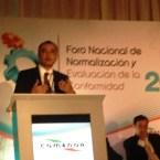 Juan Díaz Mazadiego, Director General de Comercio Exterior de la Secretaría de Economía