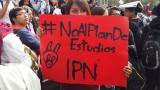 Vigilarán mil policías marcha de estudiantes del IPN