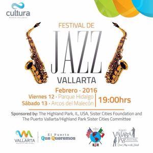 Vivirá Puerto Vallarta Festival de Jazz 2016 este fin de semana