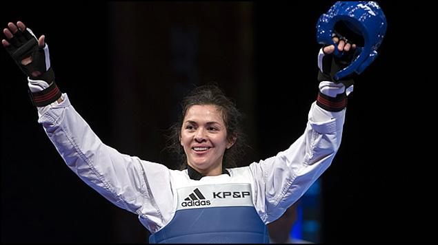 Mexicano César Rodríguez gana oro en Abierto de Taekwondo de España