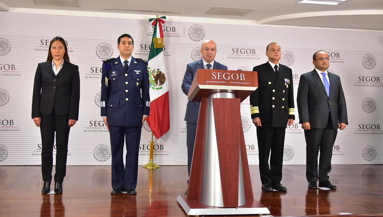 México detiene a presunto capo acusado de lavado de dinero
