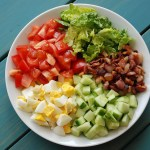 Bacon n' Egg Salad with Probiotic Avocado Dressing