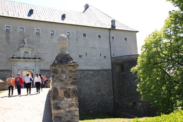 Červený Kameň Castle, Slovakia - Almost Bananas