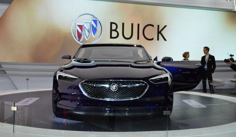 2016 Buick Avista
