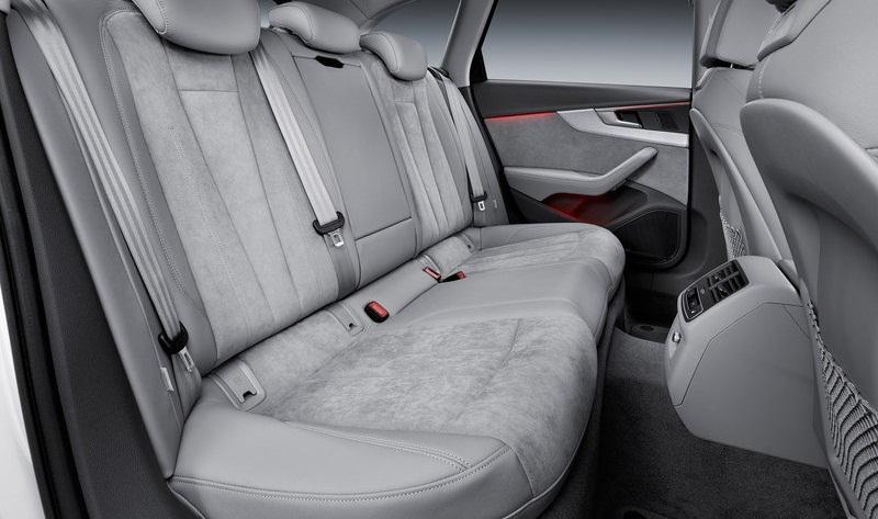 مقاعد اودي A4 Allroad Quattro 2017
