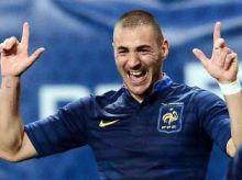 إلغاء هدف الفرنسي بنزيما تزامنا مع نهاية المباراة بمونديال البرازيل