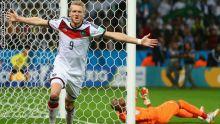 ألمانيا للدور ربع النهائي والجزائر تودع بشرف
