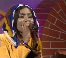 بالفيديو: الفنانة انصاف فتحي تغني (كم نظرنا هلال)