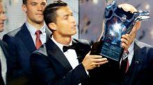 بالصور .. رسمياً: كرستيانو رونالدو افضل لاعب في اوروبا