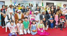 بالصور .. السفارة السودانية في سيئول تقيم يوم السودان المفتوح للثقافة والتراث الشعبي