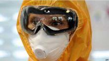 عدد الاصابات بفيروس ايبولا يتجاوز 10,000
