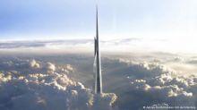 مدينة كاملة داخل برج - برج المملكة العربية السعودية الأعلى في العالم