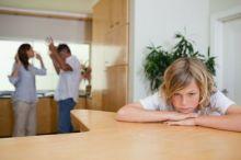 أثر الخلافات على الأبناء