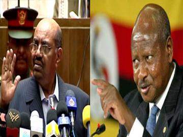 موسفيني يطرد قادة التمرد من كمبالا