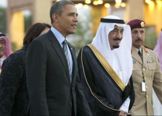 أمريكا تستنجد بالسعودية لحل خلافات حكومة مصر مع الإخوان
