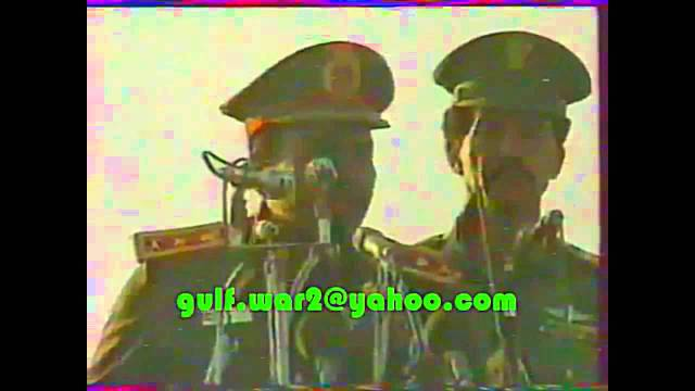 البيان الاول لثورة الانقاذ الوطني السودان 30 يونيو 1989