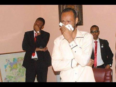 وزير المعادن يجعل مناسبة اقالته من الوزارة بيت بكاء