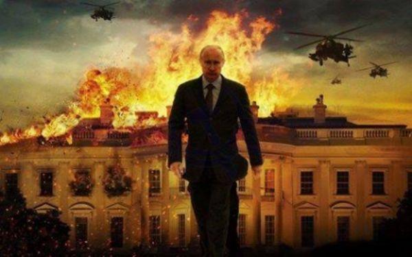 روسيا × امريكا